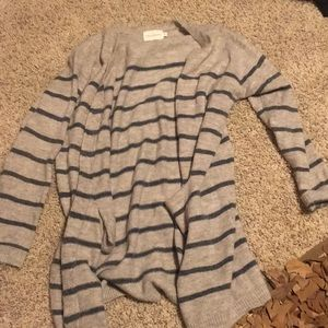 Dreamers striped Cardigan